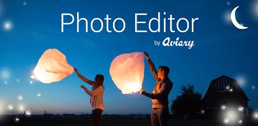 Photo Editor by Aviary pc screenshot