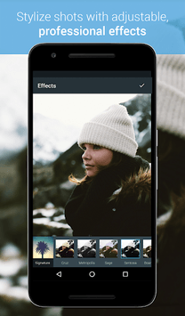 Photo Editor by Aviary APK screenshot 1