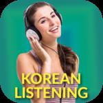 Korean listening daily - Awabe icon