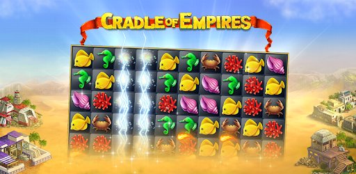 Cradle of Empires Match-3 Game pc screenshot