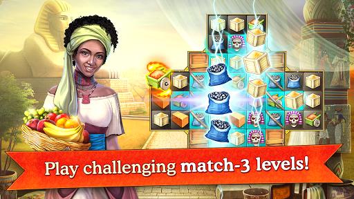 Cradle of Empires Match-3 Game APK screenshot 1