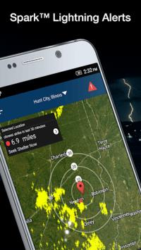 Weather by WeatherBug: Forecast, Radar & Alerts APK screenshot 1