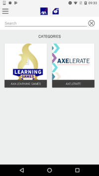 AXA Pocket Coach APK screenshot 1