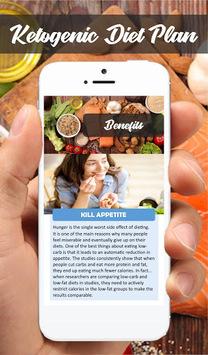 Ketogenic Diet Meal Plan APK screenshot 1