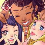 Chan Prin Gaelyka – Romantic Visual Novel icon