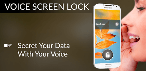 Voice Screen Lock pc screenshot