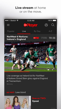Virgin Media Player APK screenshot 1