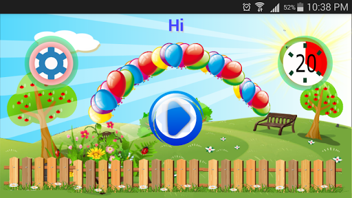 Poppy Hoppy - Baby Games age 2 - 5 APK screenshot 1