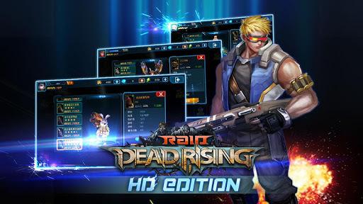 Raid:Dead Rising HD APK screenshot 1