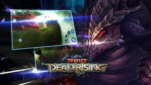 Raid:Dead Rising APK screenshot 1