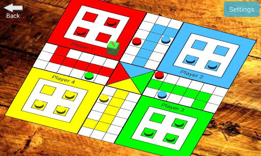 Ludo Pachisi APK screenshot 1
