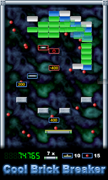 Cool Brick Breaker APK screenshot 1