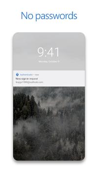 Microsoft Authenticator APK screenshot 1