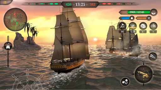 King of Sails: Naval battles APK screenshot 1