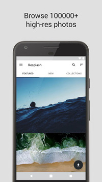 Resplash APK screenshot 1