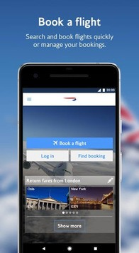 British Airways APK screenshot 1
