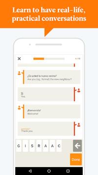 Babbel – Learn Languages APK screenshot 1