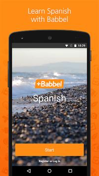 Babbel – Learn Spanish APK screenshot 1