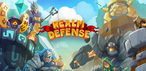 Realm Defense: Hero Legends TD Epic Strategy Game pc screenshot