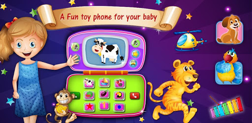 Baby phone toy - Educational toy Games for kids pc screenshot