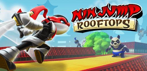NinJump Rooftops pc screenshot