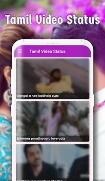 Tamil Video Status - 2018 APK screenshot 1