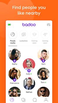 Badoo - Free Chat & Dating App APK screenshot 1