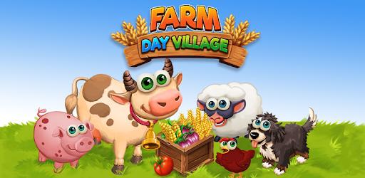 Farm Day Village Farming: Offline Games pc screenshot