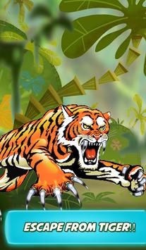Mahabali Jungle Run 3D APK screenshot 1