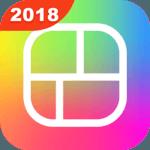 photo grid square insta pic icon
