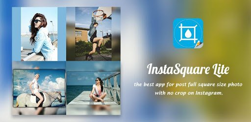Square Fit Size -  Collage Maker Photo Editor pc screenshot
