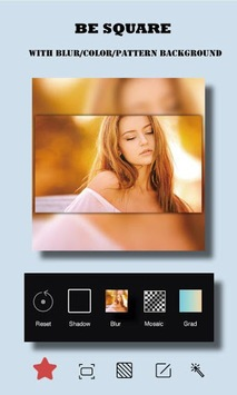 Square Fit Size -  Collage Maker Photo Editor APK screenshot 1