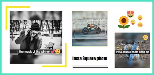 Square Snap Pic No Crop pc screenshot