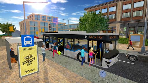 Bus Simulator APK screenshot 1