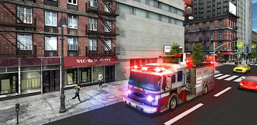 Fire Truck Game pc screenshot