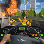 Fire Truck Game for pc icon