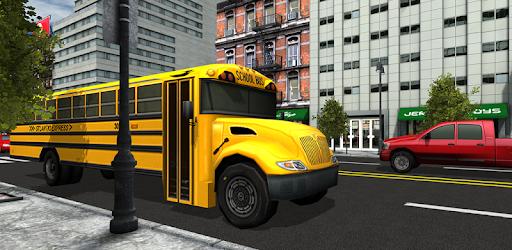 School Bus Game pc screenshot