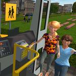 School Bus Game APK icon