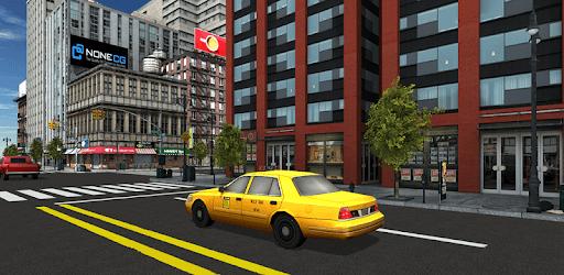 Taxi Game pc screenshot