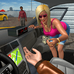Taxi Game for pc icon
