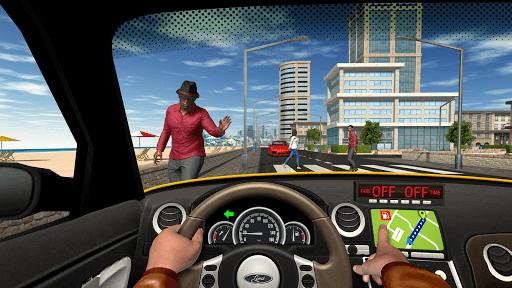 Taxi Game APK screenshot 1