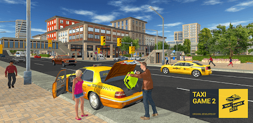Taxi Game 2 pc screenshot