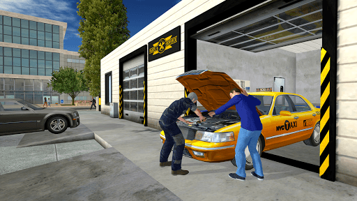 Taxi Game 2 APK screenshot 1