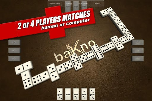 Domino APK screenshot 1