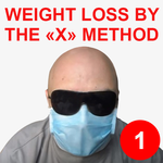 Weight loss by the «X» method: no diets, easy! icon