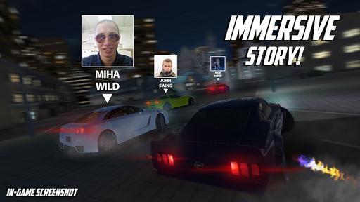 NOS: Street Racing APK screenshot 1