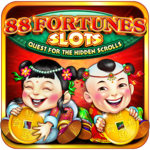 88 Fortunes™ - Free Casino Slot Machine Games icon