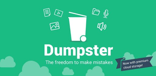 Dumpster: Recover My Deleted Picture & Video Files pc screenshot