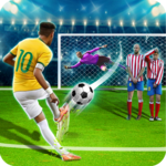 Shoot Goal - Top Leagues Soccer Game 2018 icon