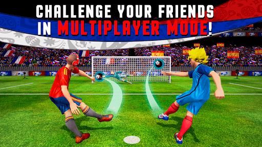Shoot Goal - Multiplayer Soccer Games 2019 APK screenshot 1